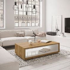 Perfect Coffee And Center Table for Your Living Room Living Room Styles, Living Room Tv, Living Room Furniture, Living Room Designs, Centre Table Living Room, Center Table, Luxury Furniture, Furniture Design, Luxury Interior