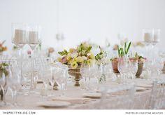 Nyagaka & Eva's Dreamy Spring Wedding | Real weddings | The Pretty Blog