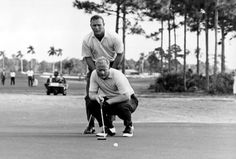 On this day, In 1966 Arnold Palmer