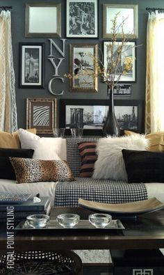 1000 Images About Gold And Gray In Home And Nature On