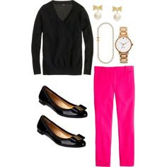 Spring or summer evening ensemble perfect for a ladies night or date night.  It's not too hot in Seattle!