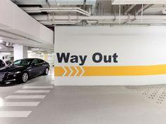 Ocean Financial Centre Car Park | C&VE Design
