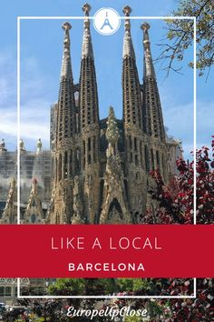 Barcelona is one of the most visited tourist destinations in Europe. Here are some tips to get off the beaten path and experience Barcelona like a local.