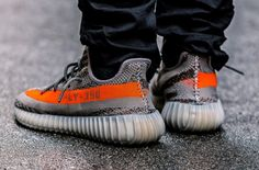 The Adidas Yeezy Boost 350 v2 is very different to the v1. Many design and construction updates. Watch out for fakes being sold online, get a 34 point step-by-step guide on spotting fakes from goVerify.it