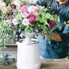 #Floral_arrangement # #fruit_and_floral #sinclairandmoore