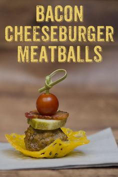 All the goodness of your favorite bacon cheeseburger, in a single perfect bite! #NaturallyCheesy [ad]