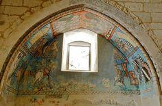 Capilla del Tesoro. Monasterio de Santa María de Valbuena.