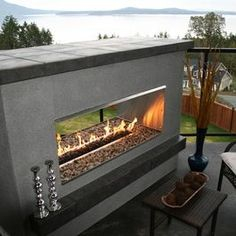 Modern Firepits Design Ideas, Pictures, Remodel and Decor