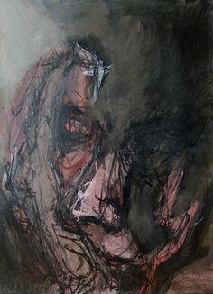 RAZVAN STANCIU-2016-Feelings17-acrylic on canvas 30x40cm