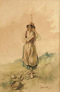 Corfu, Witches, Wordpress, Painting, Fictional Characters, Painting Art, Paintings, Fantasy Characters, Witch