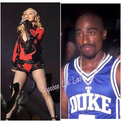 #SayWord: Am I the only one who didn't know ... Madonna and Tupac dated!?!? Madonna recently visited #HowardStern where she stated she was in a relationship with Pac and he made her feel real gangsta!  #toofunny #gogirl  #OooLaLaBlog #Madonna #Tupac #2Pac #celebritynews #celebritycouples #RebelHeart
