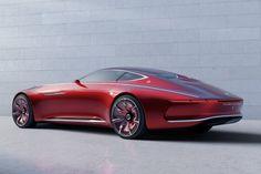 El futuro de la exclusividad, eléctrico e innovador | Experiencias Mercedes