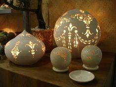 ceramic and light