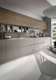 Kitchen Ideas #kitchen #home #office #commercial #room #restaurant #dining #table #residence #lobby #interior #decor Finii Designs & Interiors Pvt. Ltd. Call Us @9968295809