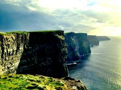 "Pin for Later: Let ""Travel Addict"" Jillian Harris Help You Plan Your Next Vacation  Favourite place to see: Cliffs of Moher"