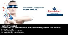 PHARMINTECH 2013 Exhibition for the pharmaceutical, nutraceutical and personal care industry  볼로냐 제약 박람회