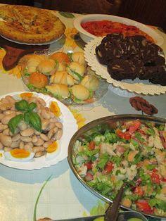 Raccontare un paese: dalla mia cucina toscana: Menù ( 8 foto
