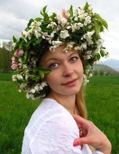 Ostara is the pagan festival of the Spring - or Vernal - Equinox. It is a time to celebrate the fecundity of the land and in some traditions this is the time the Goddess becomes pregnant with the Holly King who will be born during.