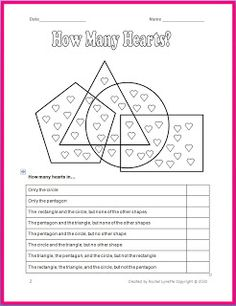 Valentines Worksheets For Middle School Valentines Best Free