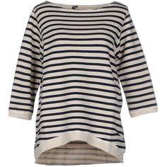 Manila Grace Sweatshirt (€120) ❤ liked on Polyvore featuring tops, hoodies,