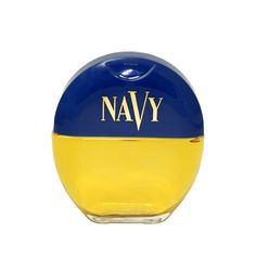 "Navy-Perfume of the 80's and 90's.   The tag line was, ""You always feel perfect in Navy."" And I certainly did. I wore it for 3 straight years! Ah, the memories."