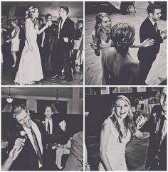 wedding dance celebration. photos by jenna leigh