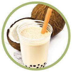 smoothie al latte di cocco