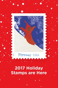 Snow isn't just in the air, it's in our stamps too! Click to see our new holiday collection: The Snowy Day!