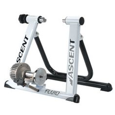 Bike Resistance Trainers - Ascent Fluid Trainer * Find out more about the great product at the image link. Indoor Bike Trainer, Bicycle Safety, Indoor Workout, Mountain Bike Shoes, High Intensity Workout, Bicycle Maintenance, Cool Bike Accessories, Cool Bikes, Trainers