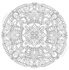 Online Coloring Pages, Printable Adult Coloring Pages, Cute Coloring Pages, Flower Coloring Pages, Free Coloring, Coloring Books, Abstract Coloring Pages, Mandala Coloring Pages, Floral Embroidery Patterns