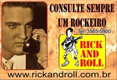 Consulte sempre um rockeiro.
