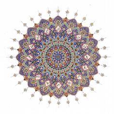 Islamic Art Pattern, Pattern Art, Pattern Design, Geometry Pattern, Geometry Art, Illumination Art, Persian Motifs, Islamic Art Calligraphy, Tribal Patterns