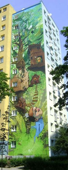 Best Graffiti & Amazing Street Art-BoierChyloKome PainPenerRoemTone-Bydgoszcz, Poland2009