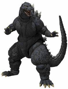 Bandai Tamashii Nations Godzilla S.H. MonsterArts Series: Godzilla 1995 Action Figure Bandai Japan Tamashii Nations/Toho Co. Ltd 2014 http://www.amazon.com/dp/B00JC66OIA/ref=cm_sw_r_pi_dp_qACKub1PRJBWV