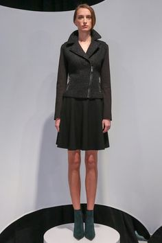 Elie Tahari Fall 2013 Ready-to-Wear Collection Slideshow on Style.com