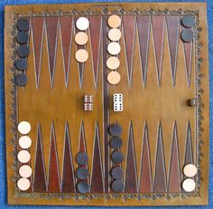 Backgammon reminds me of my dad - Demetre Soumbasis ♡