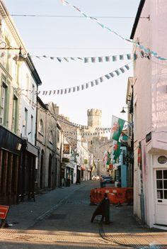 Caernarfon, Wales Uk Time, British Isles, Wales, United Kingdom, Street View, England, Europe, Travel, Trips