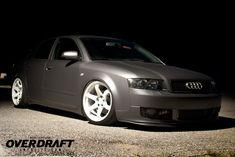 Audi A4 Static