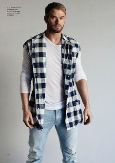 Kellan Lutz for Fashionisto, Talks The Expendables 3 image kellan lutz fashionisto photos 005