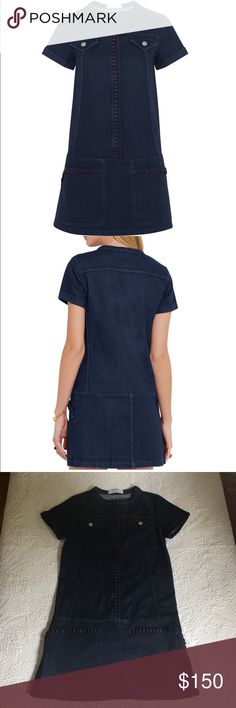 See By Chloé Mini Dress See By Chloé Mini Dress ~ worn once ~ size 34 ~ check pictures for measurements See By Chloe Dresses Mini