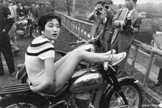 Japan in 1958 by Marc Riboud