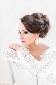 Dramatic Lids | Wedding Makeup Looks Inspiration For Your Big Day