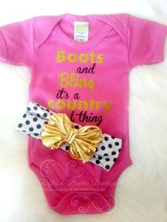 Do you have a little cowgirl in the house??? This shirt is perfect for girls of all ages, from newborns to toddlers and young girls... FINAL SALE