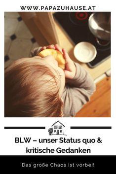 Seit einigen Monaten betreiben wir schon Baby-led Weaning zur Beikosteinführung. Wie es bisher gelaufen ist und welche kritischen Gedanken ich rund um BLW habe, erfährst du in diesem Beitrag. #babyledweaning #blw #breifrei #beikost #beikoststart #blwreze Baby Led Weaning, Babys, Healthy Eating For Kids, Baby Meals, Ideas For Gifts, Kids Booster Seat, Kid Recipes, Babies, Baby