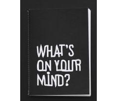 Theresa Sennerholt Notebook What's