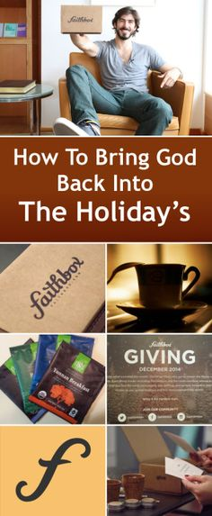 How To Bring God Back Into The Holiday's. A Fun Gift Idea, That You'll Love.