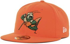 New Era Greensboro Grasshoppers Minor League Baseball Cap Men - Sports Fan  Shop By Lids - Macy s 30f01ea0aba7