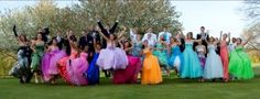 Prom Pictures with the friends!*(: