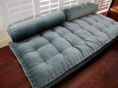 Custom Cushions Velvet Daybed Mattress French by GratefulHome