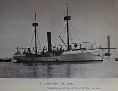 NRP Chaimite, Portuguese gunboat operating against German troops in Mozambique during WWI.